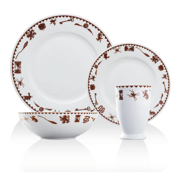 Harry Potter Creatures & Icons Dinnerware Sets