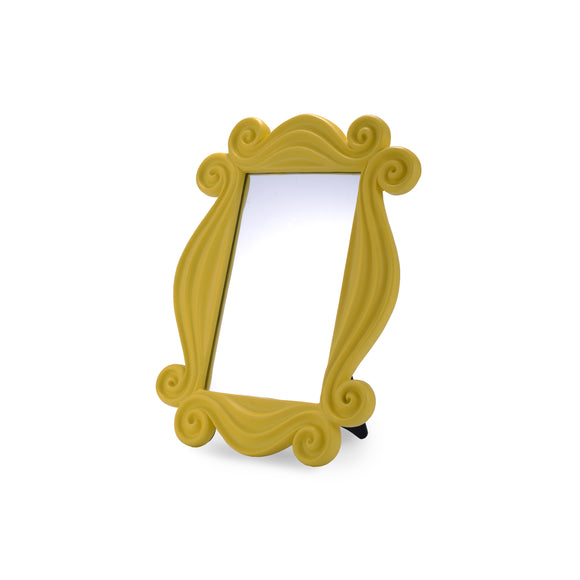 Friends Yellow Door Frame Mirror