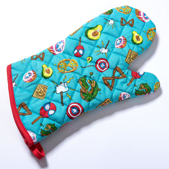Marvel Eat The Universe Oven Mitt