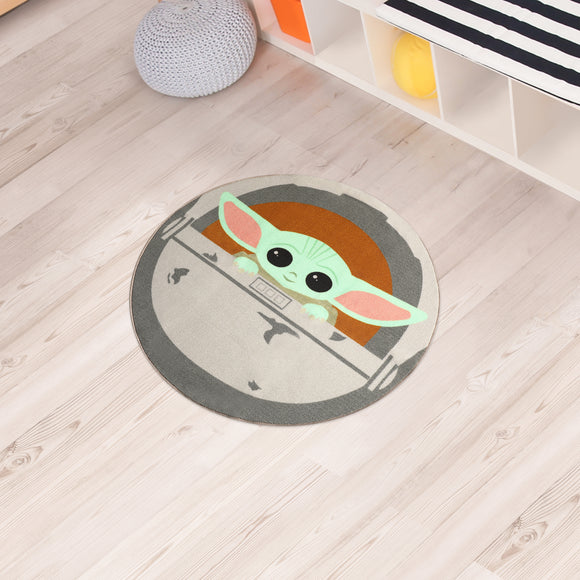 Star Wars Grogu Area Rug