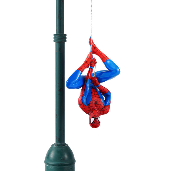 Marvel Spiderman Street Hanging Post Desk Lamp