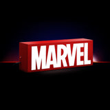 Marvel Red Premium Acrylic Large Logo Light Box