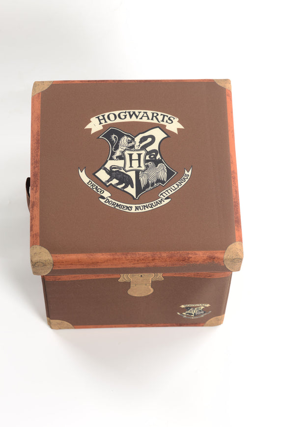Harry Potter Hogwarts Storage Bin with Lid
