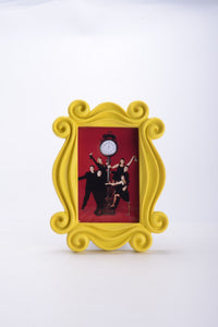 Friends Yellow Photo Frame