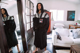 Star Wars Darth Vader Men's Hooded Bathrobe