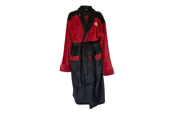 Star Trek: The Next Generation Command Bathrobe