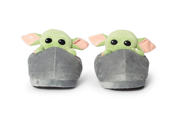 Star Wars: The Mandalorian - Grogu Slippers