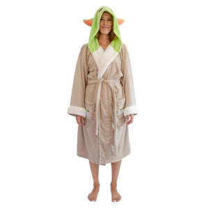 "Star Wars: The Mandalorian Grogu ""The Child"" Bathrobe"