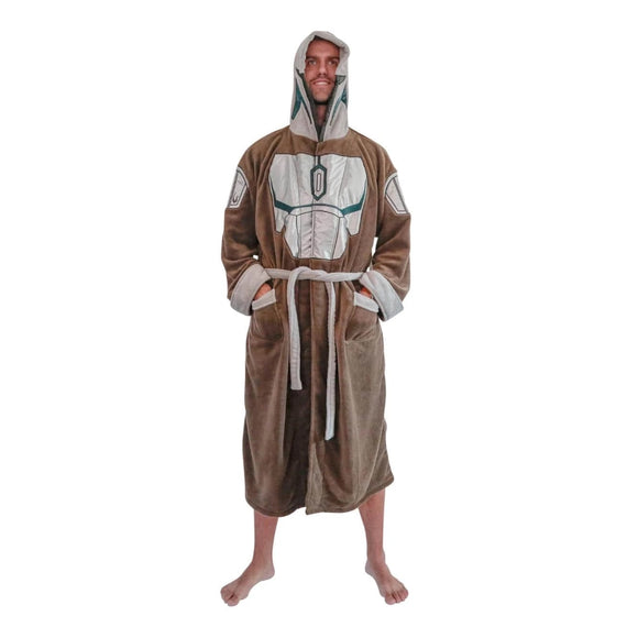 Star Wars: The Mandalorian Bounty Hunter Bathrobe