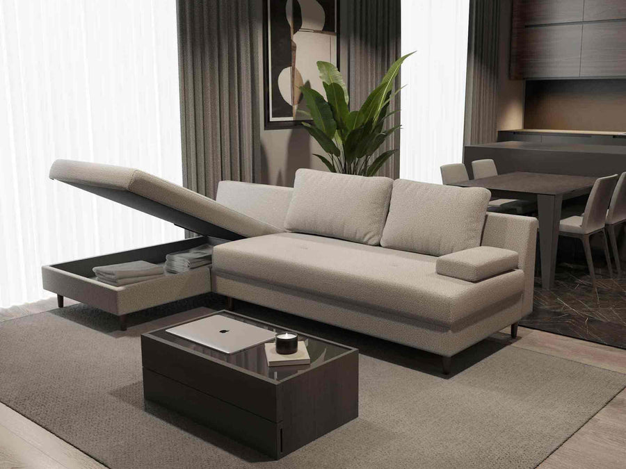 Kema Loveseat Sofa Bed