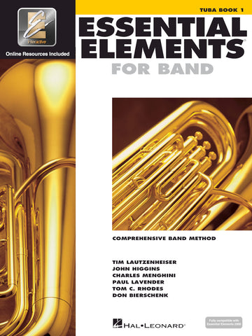 Essential Elements for Band - Tuba, Book 1