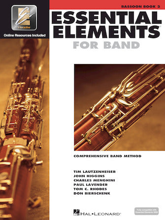 Essential Elements for Band - Bassoon, Book 2