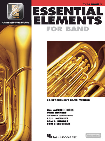 Essential Elements for Band - Tuba, Book 2