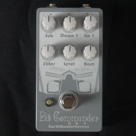 Earthquaker Devices Bit Commander Synthesizer