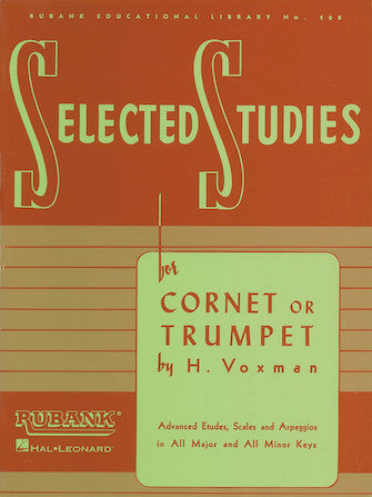 Selected Studies for Trumpet