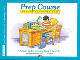 Alfred's Prep Course for the Young Beginner - Activity and Ear Training Books