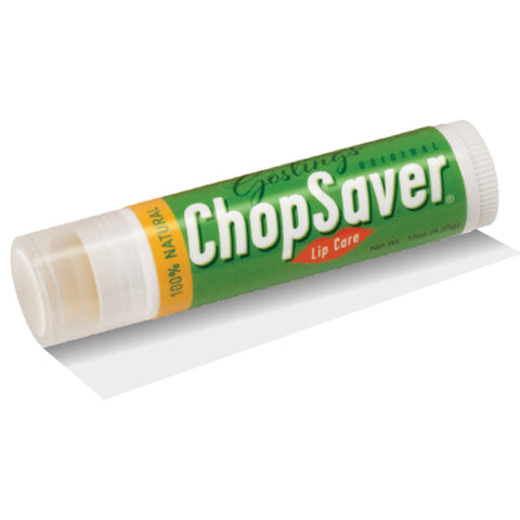ChopSaver - Lip Balm for Musicians