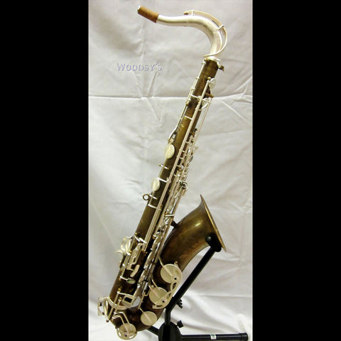 MACSAX Mac 8 Rose Tenor Saxophone DEMO Model