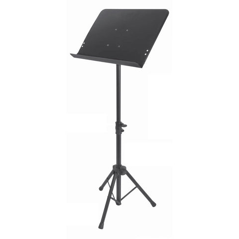 On-Stage Conductor's Music Stand with Tripod Base