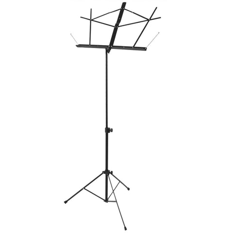 On-Stage Compact Folding Sheet Music Stand with Bag