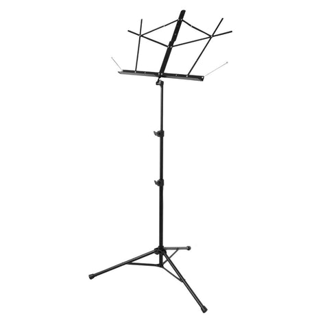 On-Stage Tubular Tripod Folding Sheet Music Stand