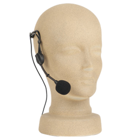 Anchor HBM-TA4F Headband Microphone with TA4F Plug