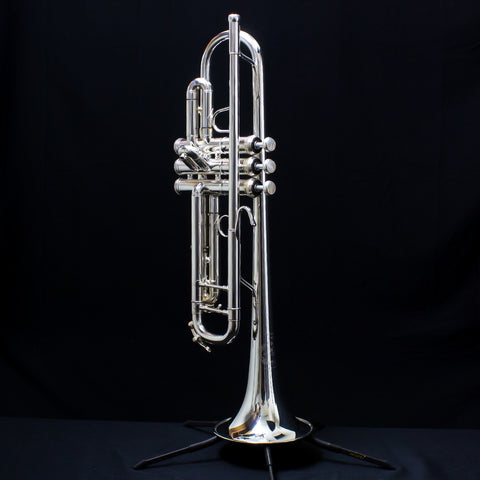 B&S Challenger II 3143/2-S Professional Bb Trumpet