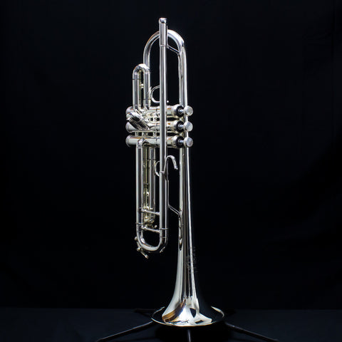 B&S Challenger II 3172/2-S Professional Bb Trumpet