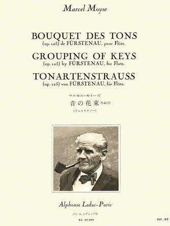 Grouping of Keys for Flute, Op. 125 - Marcel Moyse