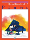 Alfred's Basic Piano Library - Basic Course Recital Books