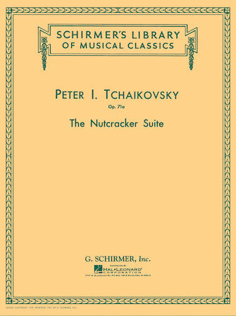 Tschaikovsky's Nutcracker Suite for Piano, 4 - Hands
