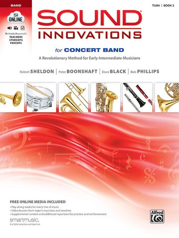 Sound Innovations for Concert Band - Tuba, Book 2