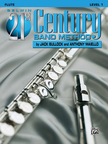 21st Century Band Method - Flute, Level 1