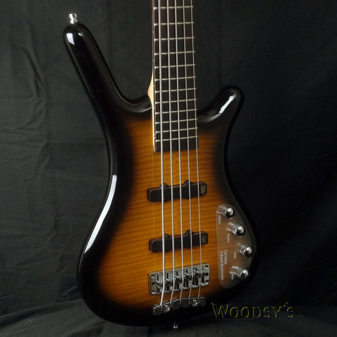 Warwick Rock Bass Corvette Classic 5 Active