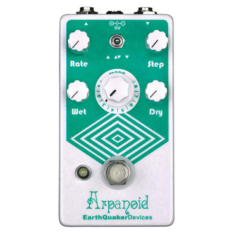 Earthquaker Devices Arpanoid Arpeggiator Shifter