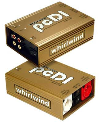 Whirlwind PCDI Computer Direct Box