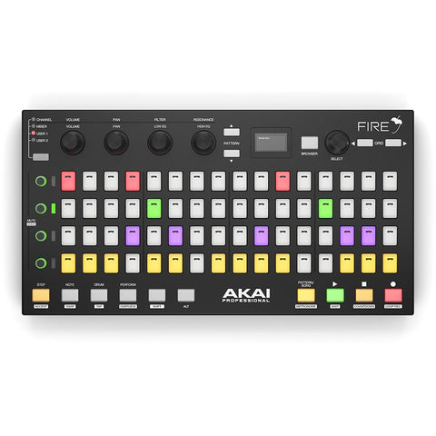 Akai Fire FL Studio Performance Controller