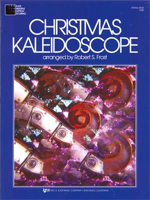 Christmas Kaleidoscope for strings with piano accompaniment and score