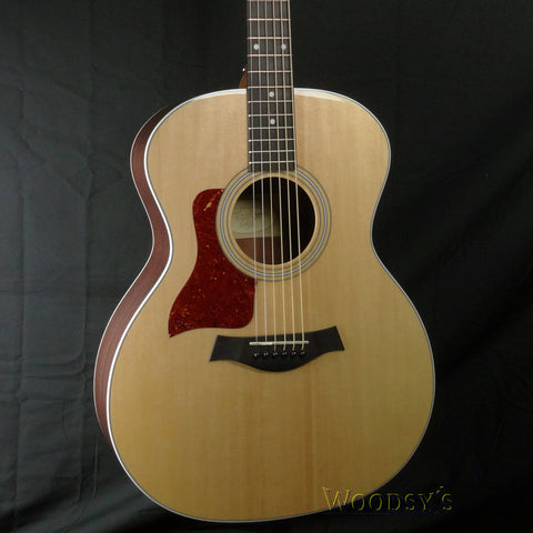Taylor 214 Left Handed Spruce/Rosewood Grand Auditorium
