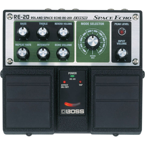 Boss RE-20 Space Echo Delay