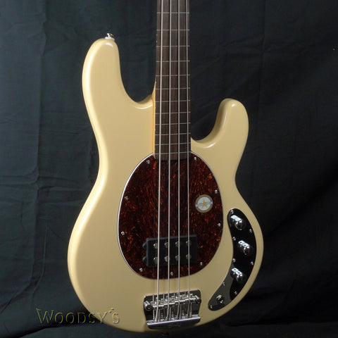 Sterling by Music Man RAY34ca Fretless