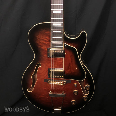 Ibanez AG95QA Artcore Expressionist Archtop