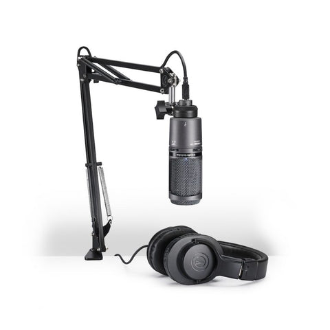 Audio Technica AT2020USB+ Pack
