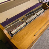 Vintage 1960 Acrosonic by Baldwin Spinet Piano