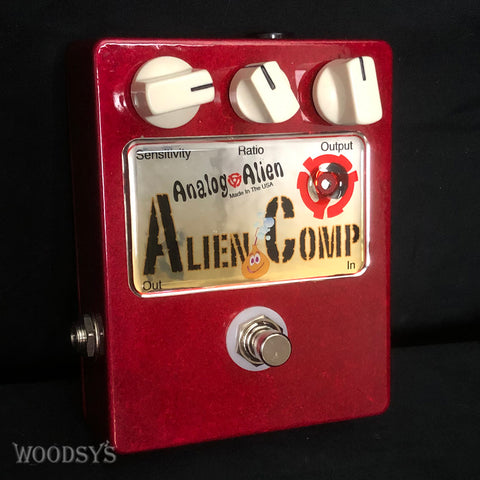 Analog Alien Compressor