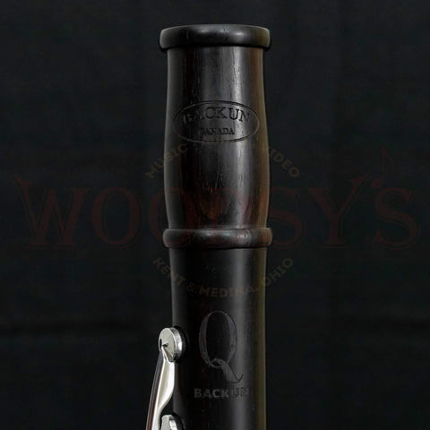 Backun Q Series Professional Bb Clarinet