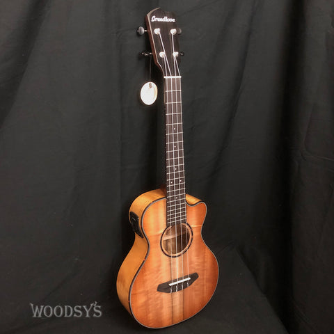 Breedlove Lu'Au Tenor Ukulele with pickup
