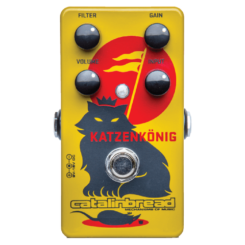 Catalinbread Katzenkonig Fuzz Distrotion