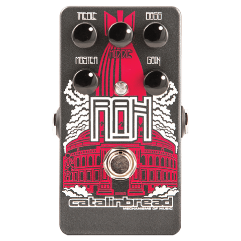 Catalinbread Royal Albert Hall RAH Overdrive