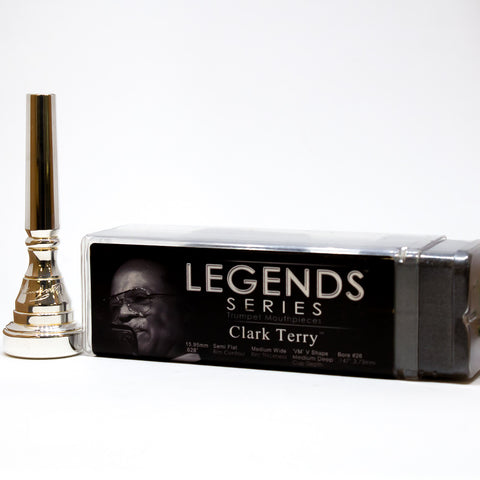 RS Berkeley Legends Series Clark Terry Trumpet Mouthpiece